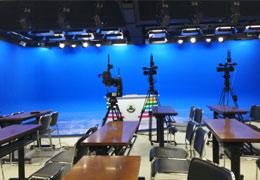 北京第二十中学演播教室