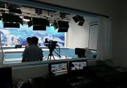 吉林省政务大厅演播室