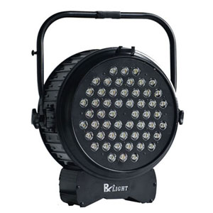 54颗大功率远程LED投光灯