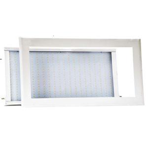 LED嵌入式平板柔光灯
