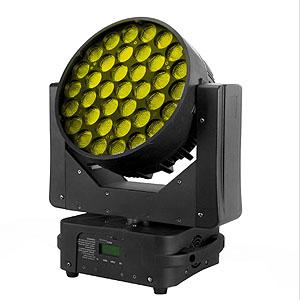 37颗LED摇头染色灯