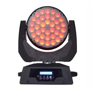 36颗LED调焦摇头染色灯