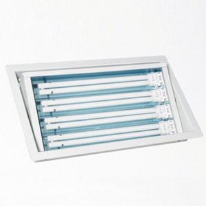 4*36W手动嵌入式三基色冷光灯