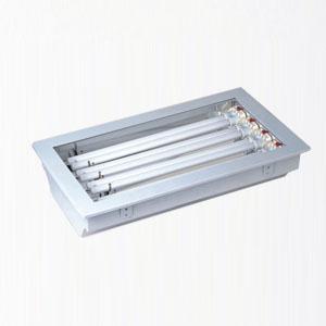 4×55W嵌入式三基色冷光灯
