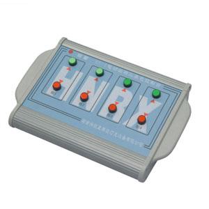 4路嵌入式电动三基色控制台